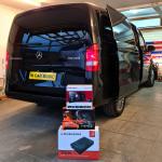 Mercedes Vito 2021 Stereo Audio Upgrade