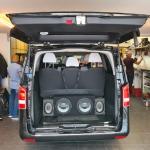 Mercedes Vito Custom Car Audio Upgrade