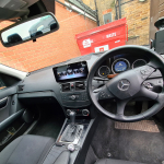 Mercedes W204 10.25inch OEM style Stereo Upgrade