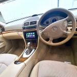 Mercedes W211 Kenwood Apple CarPlay Stereo