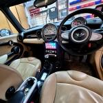 Mini Cooper R56 JVC Apple CarPlay Stereo