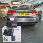 Multimedia Audio Upgrade on Audi A5 2015