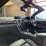 Pioneer Dash Camera in BMW M4 2018