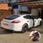 Porsche Panamera Autowatch GHOST 2 Immobiliser