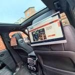 Range Rover Autobiography 12.5inch Headrest