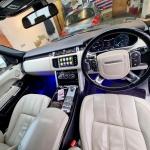 Range Rover Autobiography 2016 CarPlay Interface