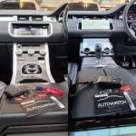 Range Rover Evoque 2016 2019 Autowatch Ghost 2 Immobiliser Installation