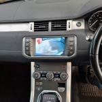 Range Rover Evoque Reverse Camera Interface