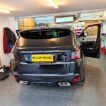 Range Rover SVR Meta Track S5 GPS Tracker Installation