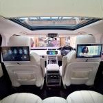 Range Rover Sport Headrest and Wireless Apple CarPlay Installation