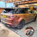 Range Rover Sport SVR 2020 SECURITY UPGRADE