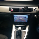 Rear Camera and Multimedia Video integration in BMW 3 Series