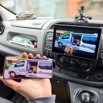 Screen Mirroring in Renault Trafic Camper Van