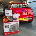Seat Ibiza FR 2014 Stereo Audio Upgrade