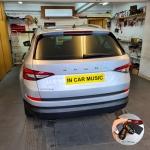 Skoda Kodiaq Viper Car Alarm Installation