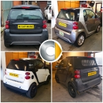 Smart Fortwo Car Audio Upgrade at In Car Music