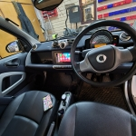 Smart Fortwo W451 Pioneer CarPlay Stereo