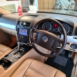 VW Touareg Car Stereo Replacement Installation