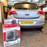 Vauxhall Astra Pioneer Audio Upgrade