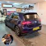Volkswagen Golf 7 R 2018 SECURITY UPGRADE