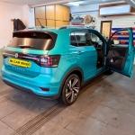 Volkswagen T Cross 2020 Dash Camera Installation