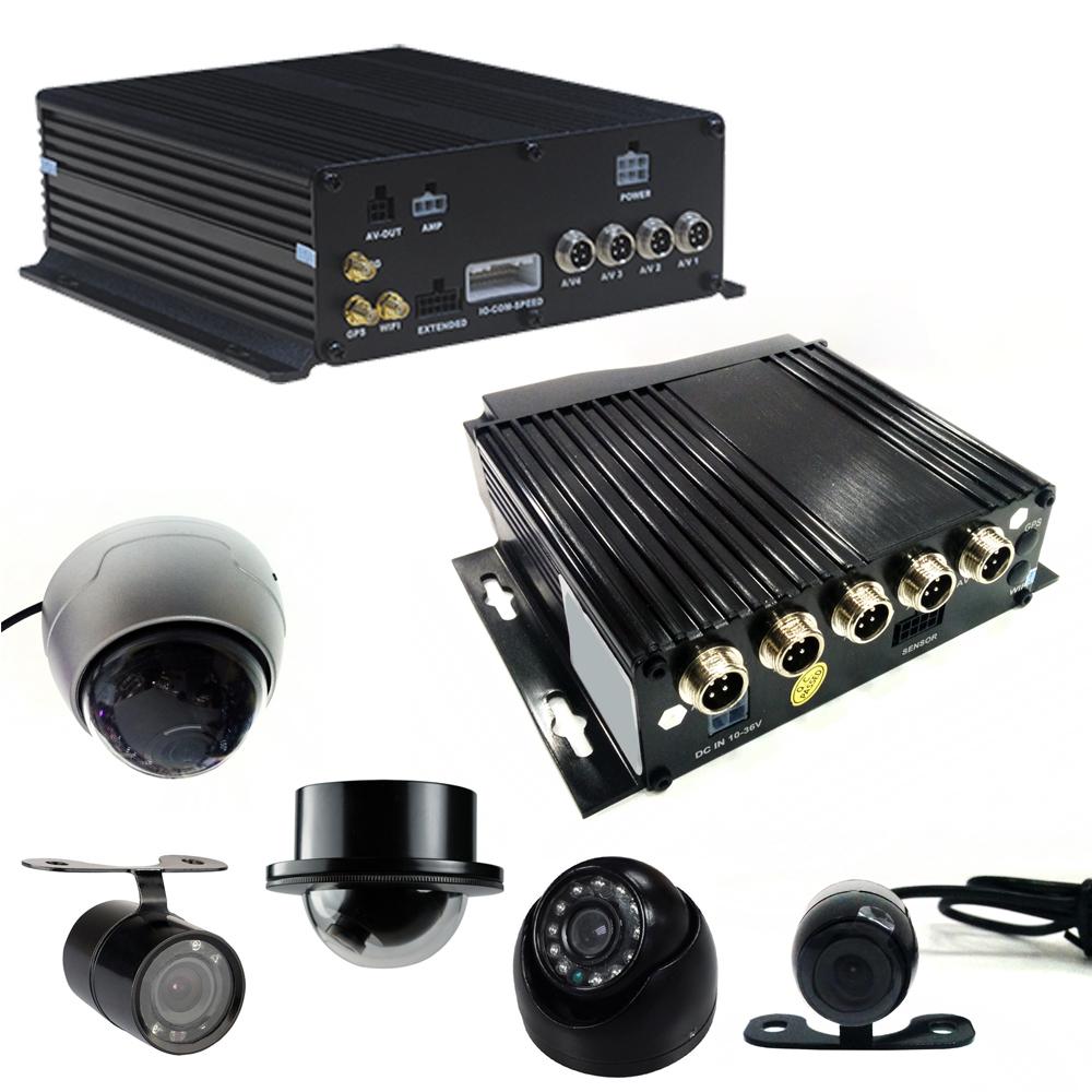 Cameras, DVRs & Kits