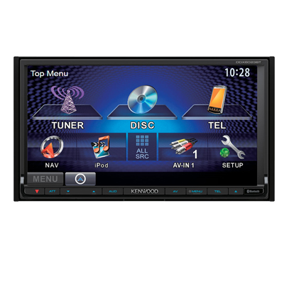Double Din Screens