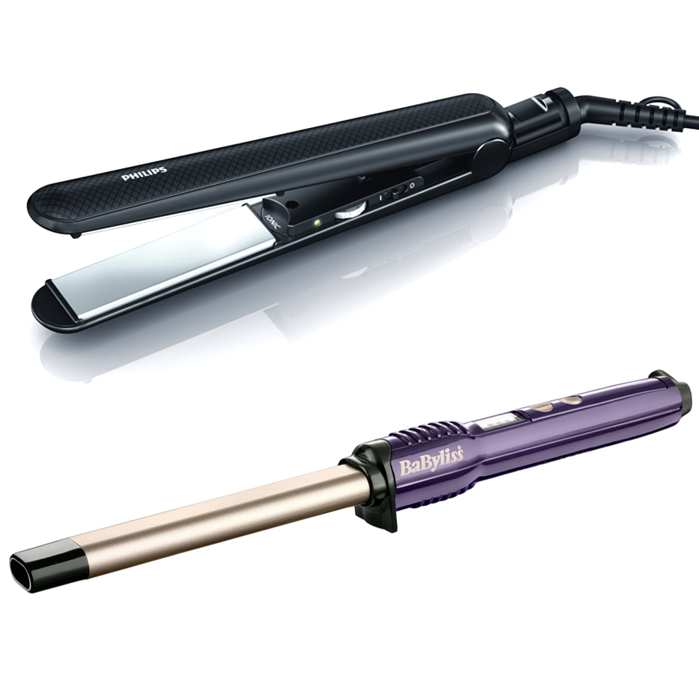Hair Straighteners & Curlers