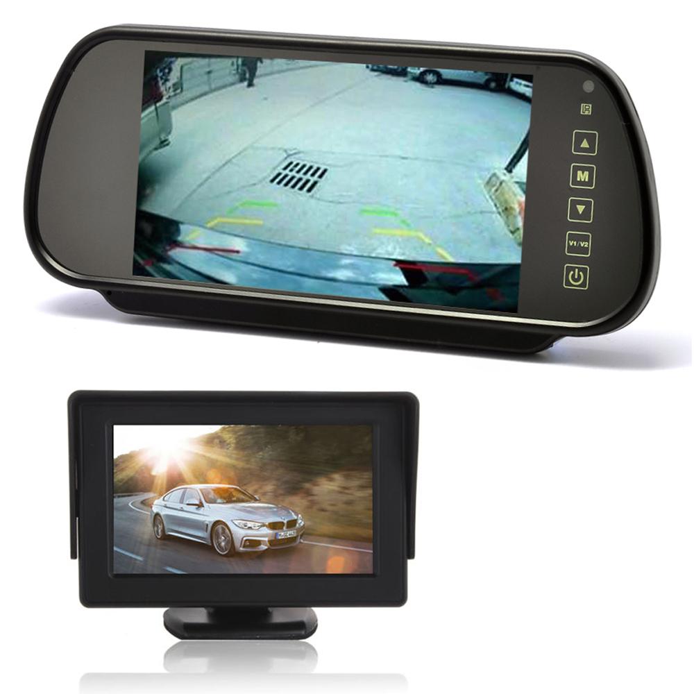 In Car Screens & Monitors