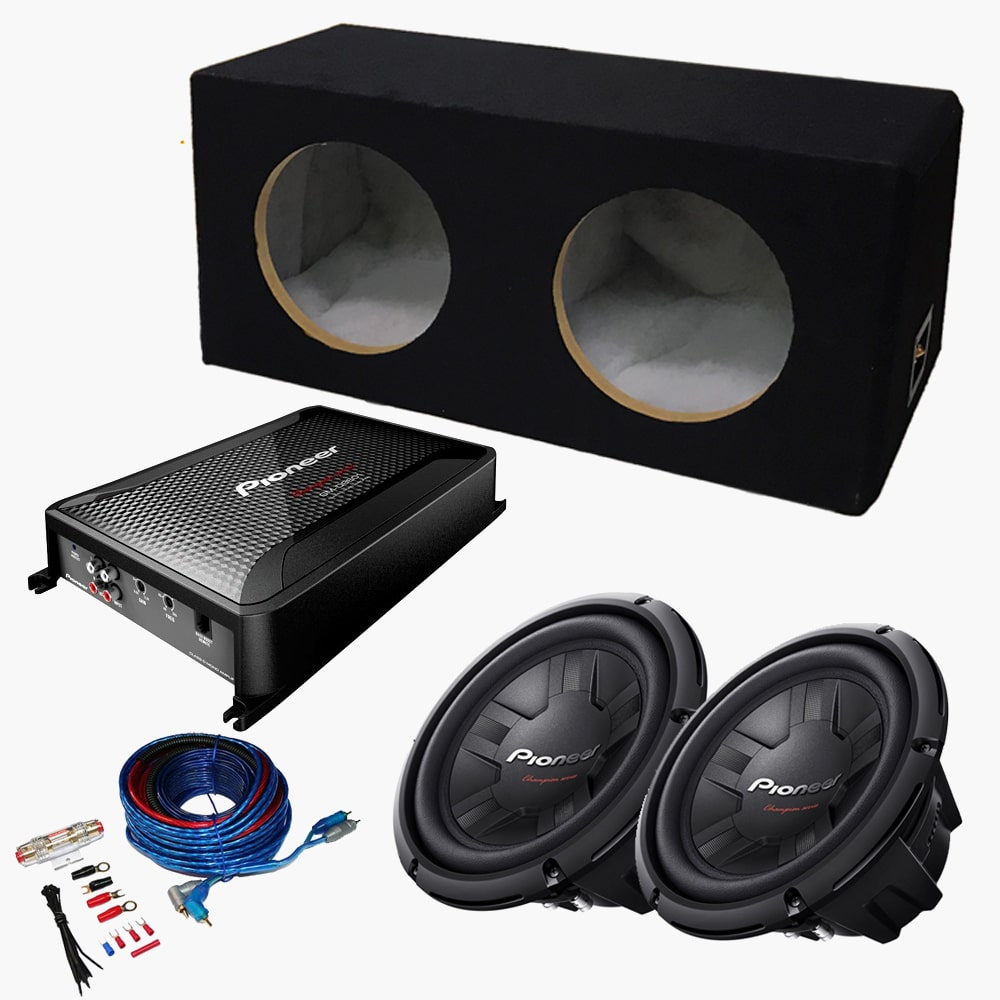 Sub & Amp Packages