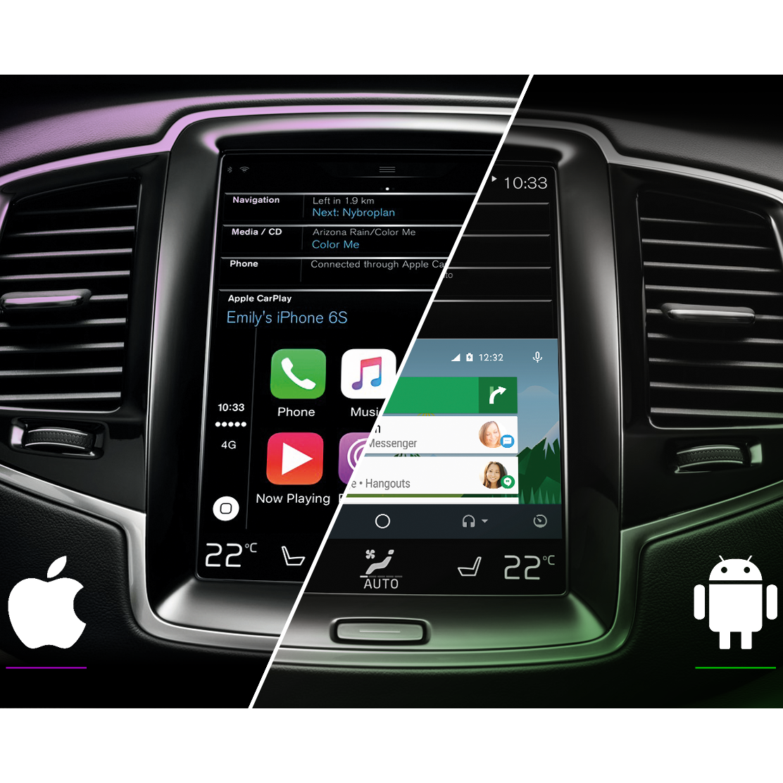 Car Play / Android Auto