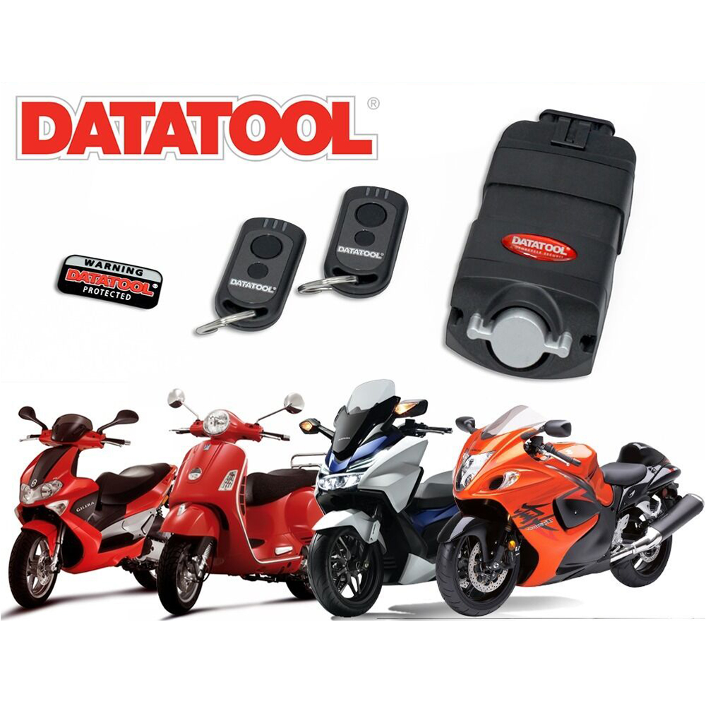 Motorbike Alarms & Security