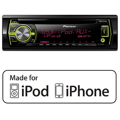 iPod/iPhone Stereos